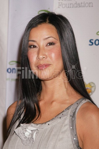 Lisa Ling During Natalia Vodianovas Song Naked Heart Benefit At D