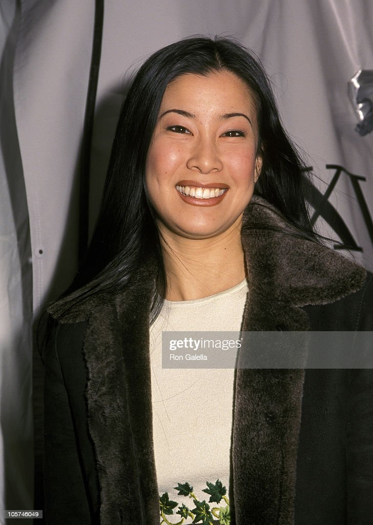 Lisa Ling during Oxygen Cable Network Launch Party at Chelsea Market in New York City New York United States