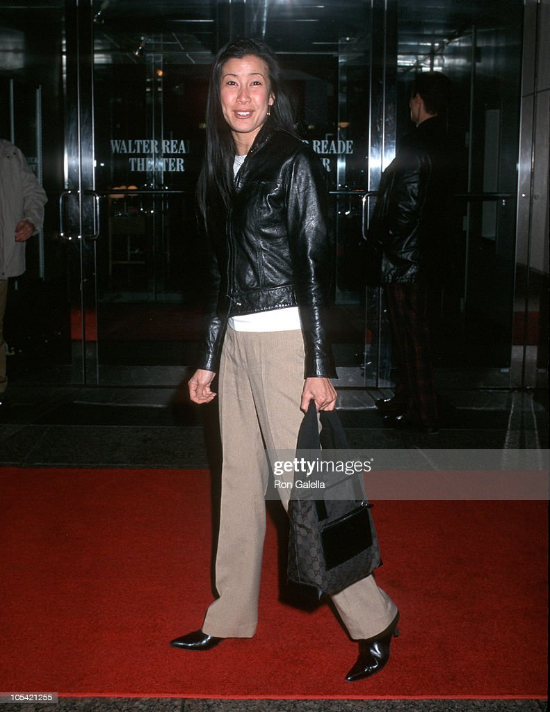 Lisa Ling during Special Screening of 'The Contender' at Walter Reade Theater in New York City New York United States