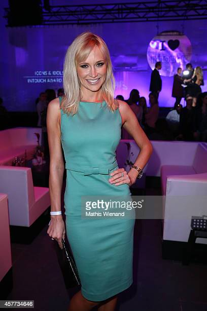 Lisa Loch attends the InTouch Awards 2014 at Port Seven on October 23 2014 in Duesseldorf Germany