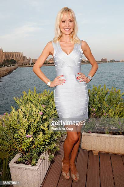 Lisa Loch attends the Remus Lifestyle Night 2016 on August 4 2016 in Palma de Mallorca Spain