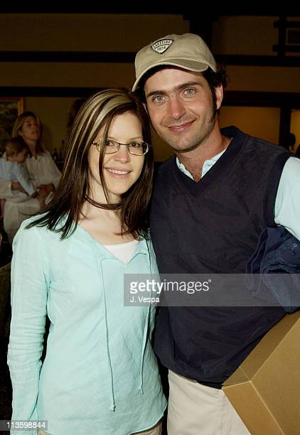 Lisa Loeb and Dweezil Zappa during 3rd Annual Project ALS Spring Benefit Awards Luncheon at The Lodge at Torrey Pines in La Jolla California United...