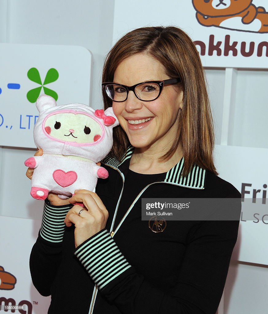 Lisa Loeb attends Rilakkuma & Space Hamsters at The Mark for Events on November 2, 2012 in Los Angeles, California.