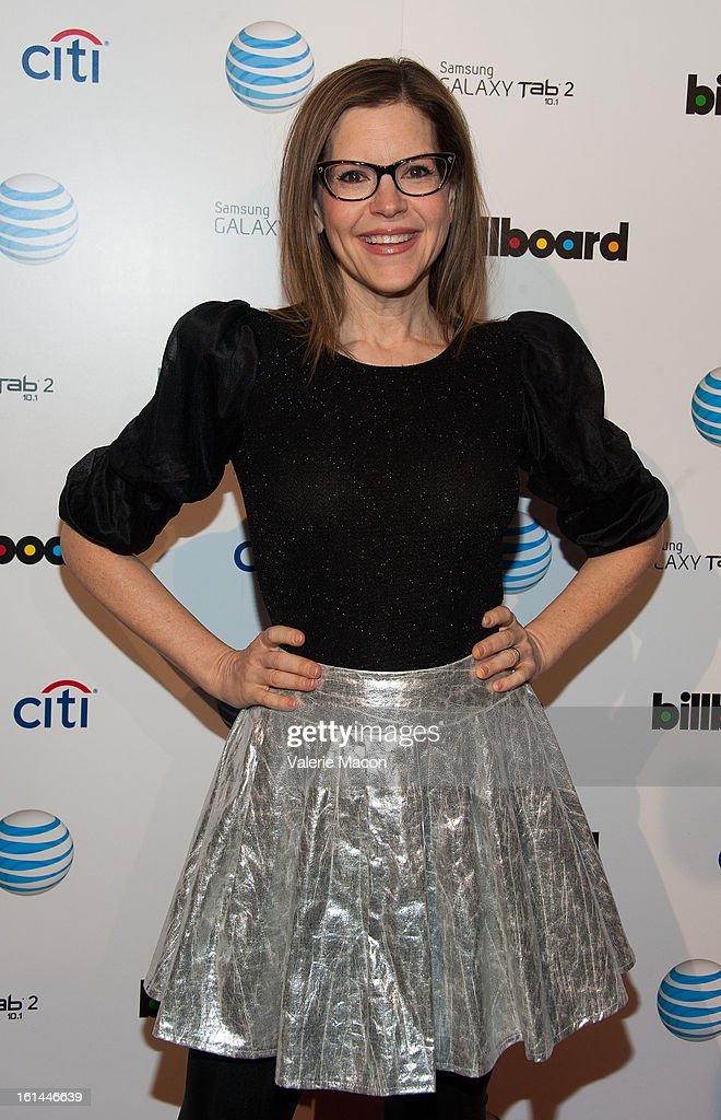 Lisa Loeb attends The Billboard GRAMMY After Party at The London Hotel on February 10, 2013 in West Hollywood, California.