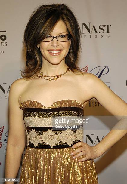 Lisa Loeb during The GP Foundation for Cancer Research 4th Annual Angel Ball at Marriott Marquis in New York City New York United States