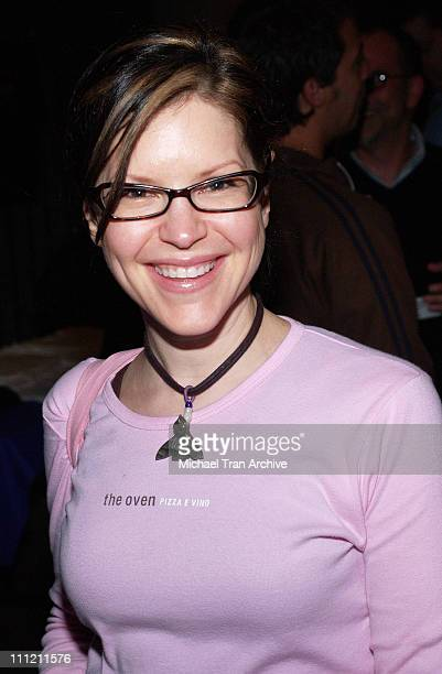 Lisa Loeb during 'Working' The Musical One Night Only Performance at The Robert Freud Playhouse UCLA Campus in Westwood California United States