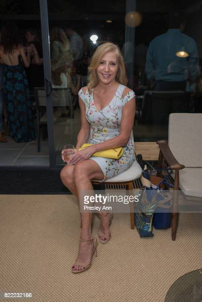 Lisa Loeffel attends American Cancer Society Taste of Hope Goes to Broadway on July 24 2017 in New York City