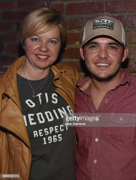 Lisa Love Georgia Department of Economic Development and Singer/Songwriter Cole Taylor attend Jameson Peach Jam presented by Jameson Irish Whiskey...