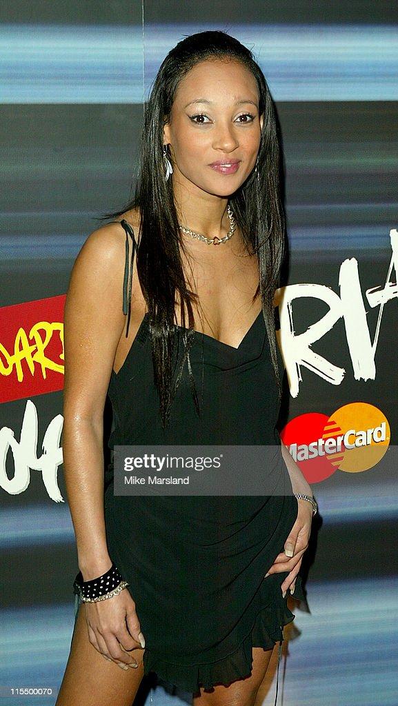 The Brit Awards 2004 Nominations - Arrivals