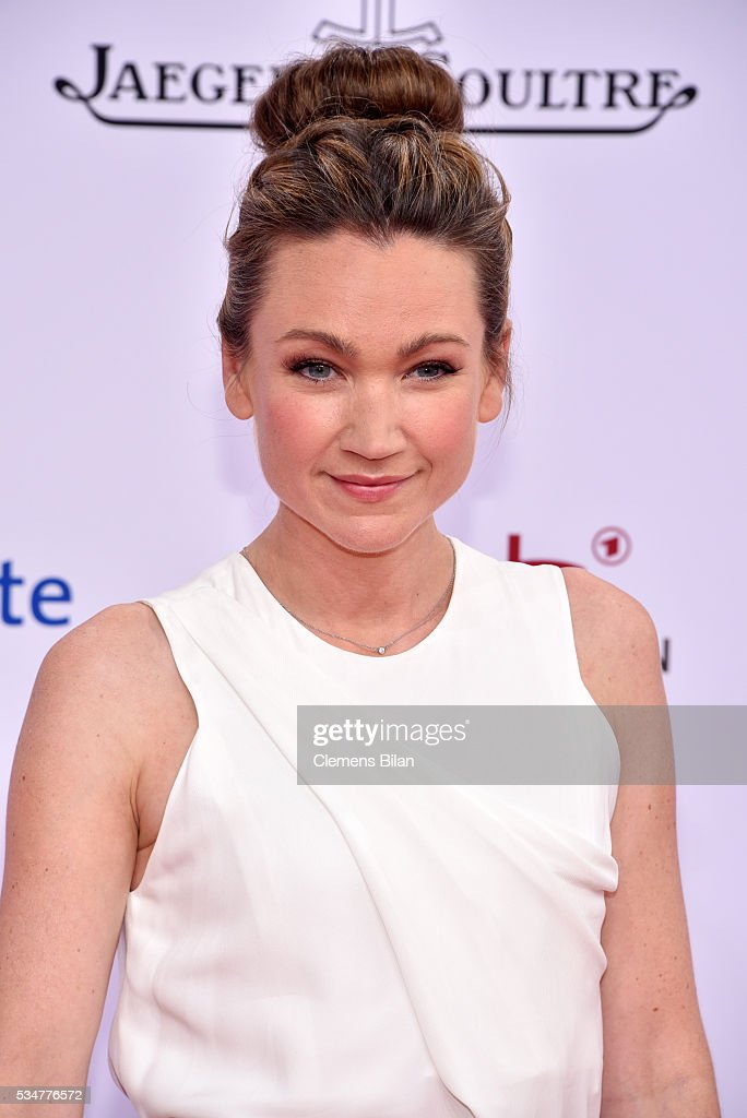 Lisa Maria Potthoff attends the Lola - German Film Award (Deutscher Filmpreis) on May 27, 2016 in Berlin, Germany.