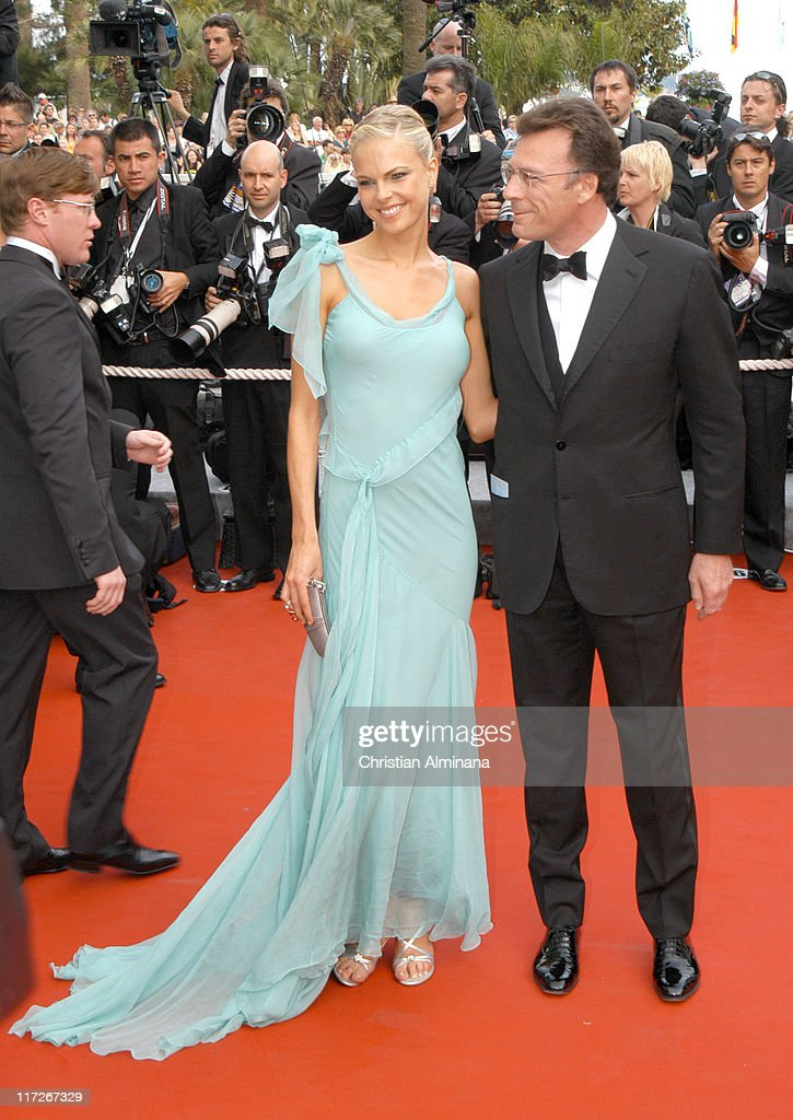 Lisa Marie during 2005 Cannes Film Festival - Where the Truth Lies Premiere at Palais des Festival in Cannes, France.