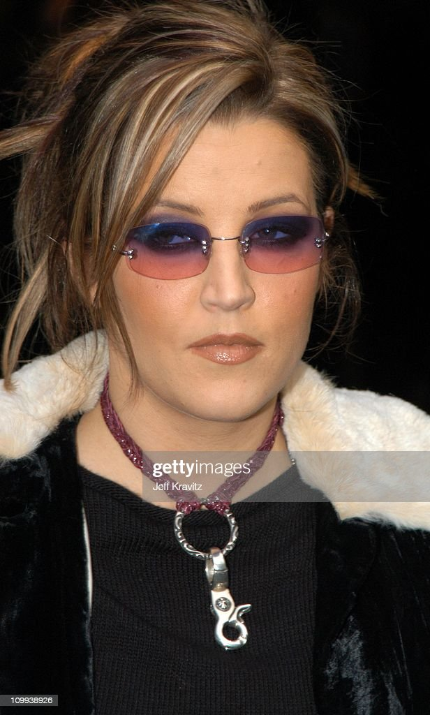 <a gi-track='captionPersonalityLinkClicked' href=/galleries/search?phrase=Lisa+Marie+Presley&family=editorial&specificpeople=202037 ng-click='$event.stopPropagation()'>Lisa Marie Presley</a> during MTV Icon - Metallica - Arrivals at Universal Studios Stage 12 in Universal City, CA, United States.