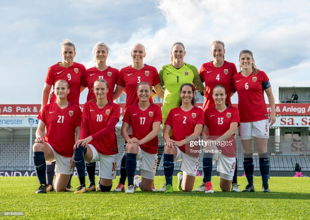 Norway v Slovakia - FIFA Women's World Cup Qualifier