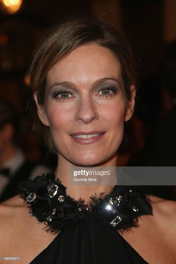 Lisa Martinek attends the Bavarian Movie Awards 2013 after party on January 18, 2013 in Munich, Germany.