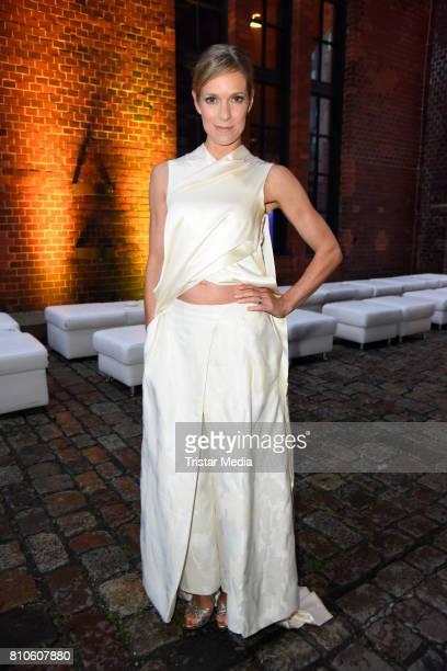 Lisa Martinek attends the MICHALSKY StyleNite during the MercedesBenz Fashion Week Berlin Spring/Summer 2018 at eWerk on July 7 2017 in Berlin Germany