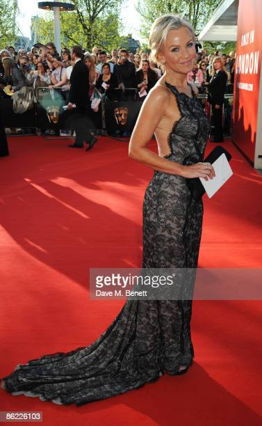 Lisa Maxwell arrives at the BAFTA Television Awards 2009 at the Royal Festival Hall on April 26 2009 in London England