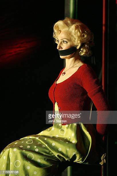 Lisa McCune during 'Urinetown' Media Call June 15 2006 at Sydney Theatre Company in Sydney NSW Australia