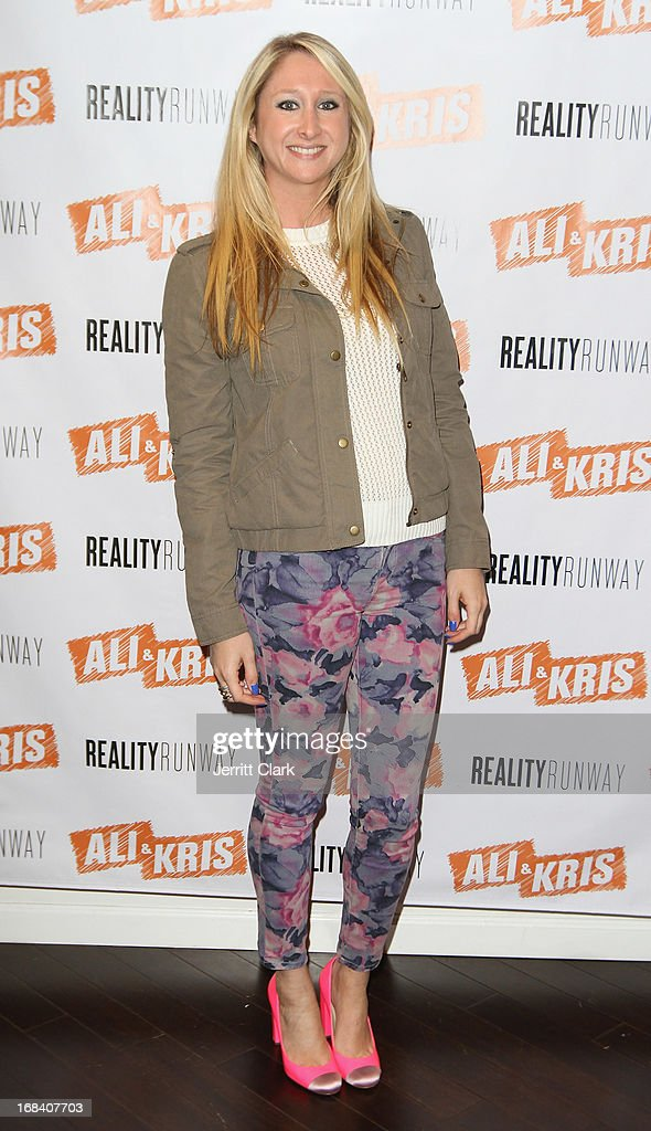 Lisa Pastrick of The Bachelor attends Reality Runway By Ali And Kris at the Ali and Kris Showroom on May 8, 2013 in New York City.