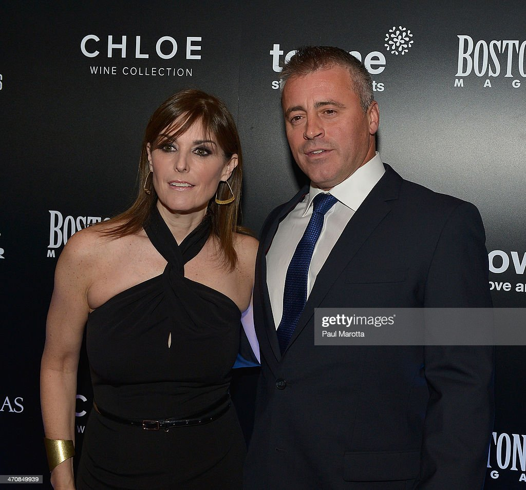 Lisa Pierpont and actor <a gi-track='captionPersonalityLinkClicked' href=/galleries/search?phrase=Matt+LeBlanc&family=editorial&specificpeople=204471 ng-click='$event.stopPropagation()'>Matt LeBlanc</a> attend the Boston Common Magazine Celebration of its Spring Issue Hosted by Cover Star, <a gi-track='captionPersonalityLinkClicked' href=/galleries/search?phrase=Matt+LeBlanc&family=editorial&specificpeople=204471 ng-click='$event.stopPropagation()'>Matt LeBlanc</a> on February 20, 2014 in Boston, Massachusetts.