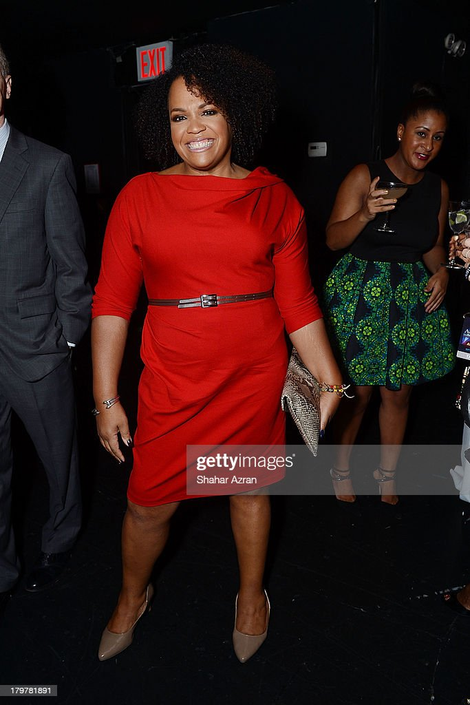 Lisa Price attends 'Advancing The Dream: Live From The Apollo' Hosted By Reverend Al Sharpton at The Apollo Theater on September 6, 2013 in New York City.