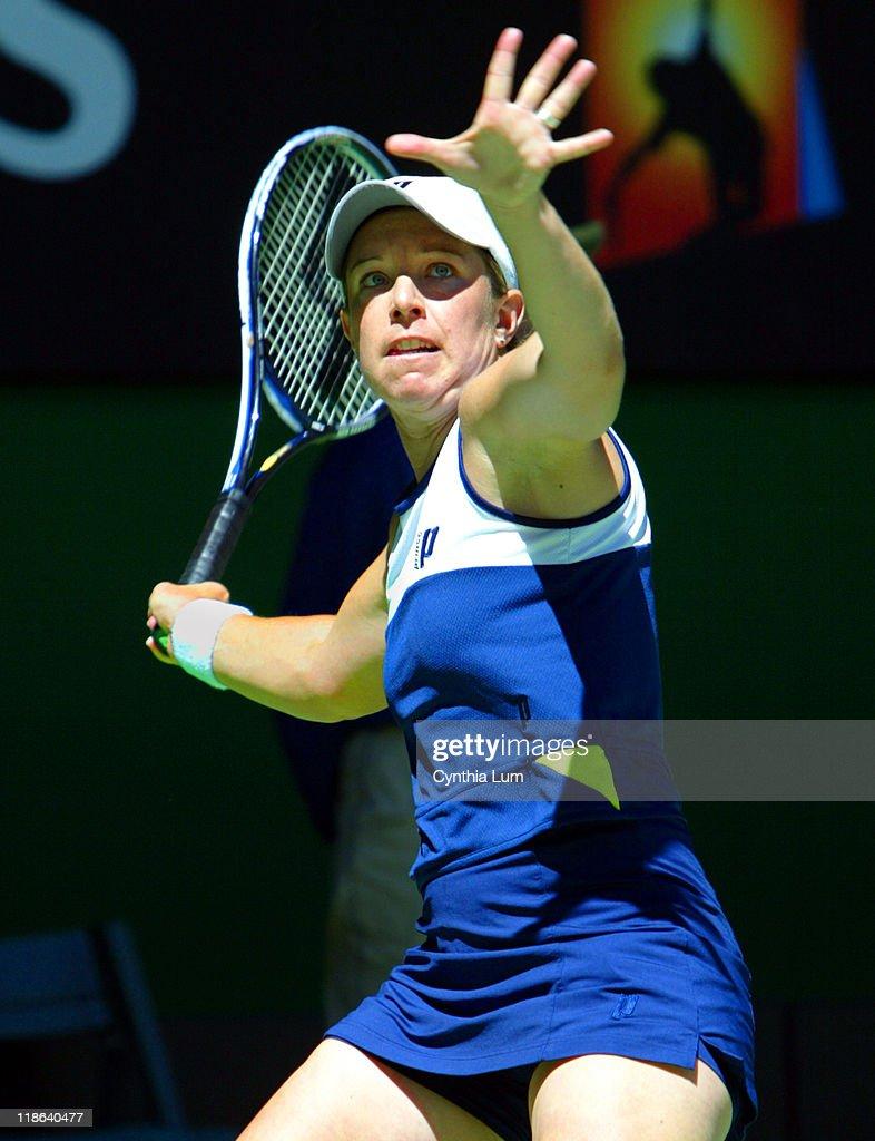 2004 Australian Open - Women's Quarter Final - Lisa Raymond vs Patty Schnyder