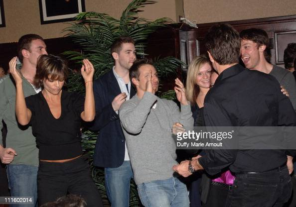 Lisa Rinna and Drew Lachey during Noel Ashman Throws Party for Joey McIntyre Celebrating the Release of His New Album 'Talk to Me' and 'Dancing with...