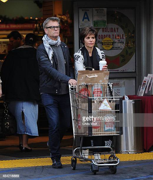 Harry hamlin and lisa rinna 2013