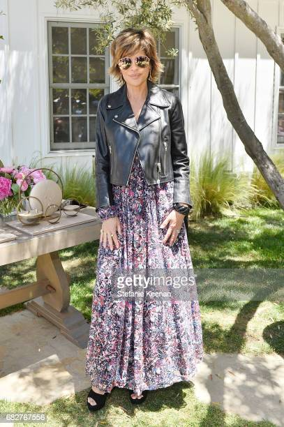 Lisa Rinna attends Cindy Crawford and Kaia Gerber host Best Buddies Mother's Day Brunch in Malibu CA sponsored by David Yurman on May 13 2017 in...