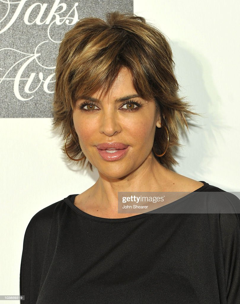 Lisa Rinna attends the 'Saks Fifth Avenue And Best Buddies California Father's Day Honors' event at Saks Fifth Avenue Beverly Hills on June 15, 2010 in Beverly Hills, California.