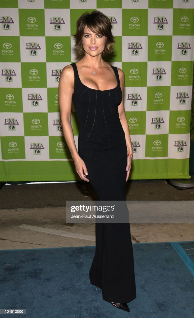 Lisa Rinna during 12th Annual Environmental Media Awards at Wilshire Ebell Theatre in Los Angeles, California, United States.