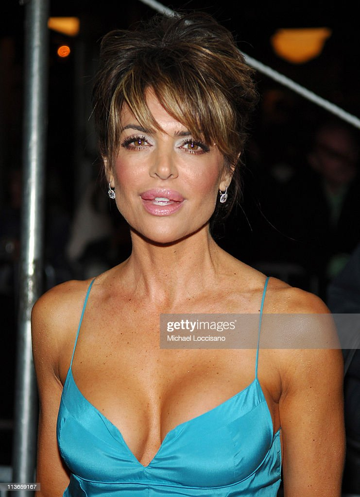 Lisa Rinna during 32nd Annual Daytime Emmy Awards - Arrivals at Radio ...