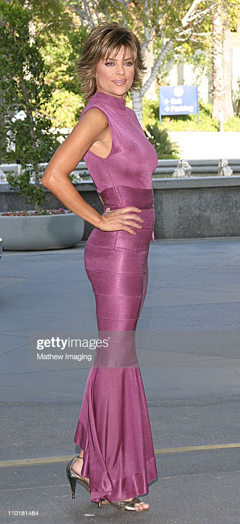 Lisa Rinna of Soap Talk during The Academy of Television Arts Sciences presents the 30th Annual Daytime Creative Arts Emmy Awards at Universal...
