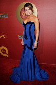 Lisa Robertson attends the QVC 5th annual red carpet style event at The Four Seasons Hotel on February 28 2014 in Beverly Hills California