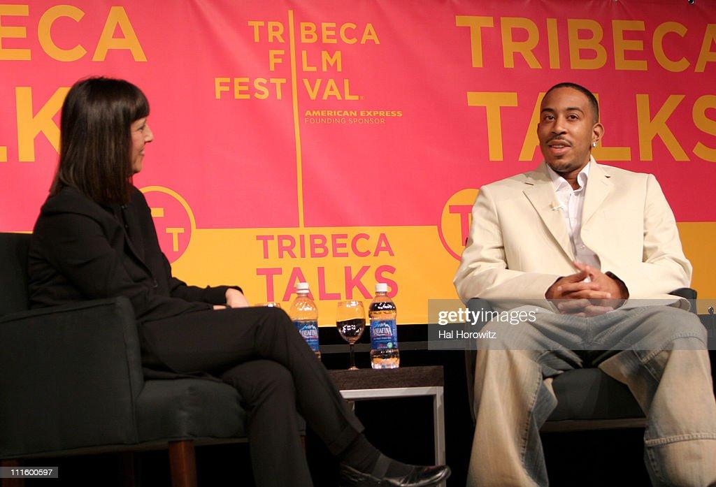 6th Annual Tribeca Film Festival - Ludacris Panel Discussion