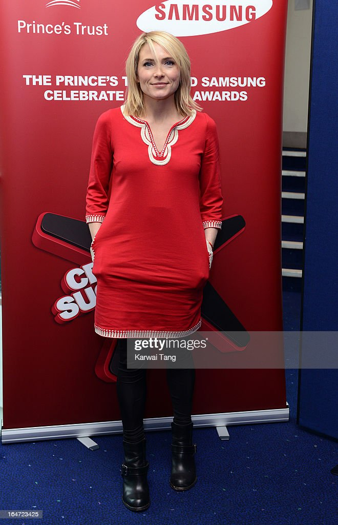 Lisa Rogers attends the Prince's Trust Celebrate Success Awards at Odeon Leicester Square on March 26, 2013 in London, England.