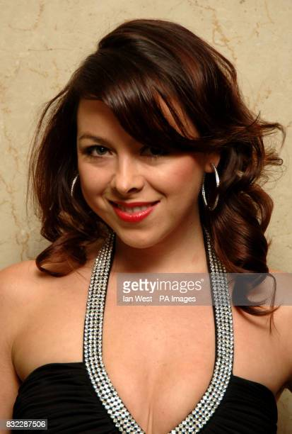 Lisa Scott Lee arrives for the COMFORT Prima High Street Fashion Awards at the London Hilton Hyde Hotel in central London Picture date Tuesday 12...