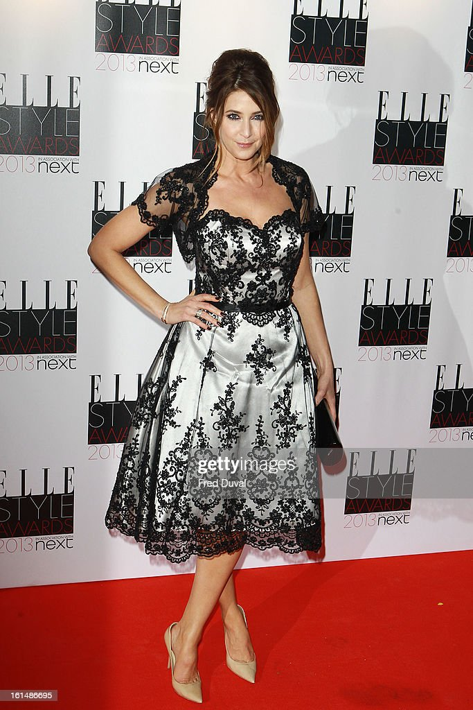 Lisa Snowden attends the Elle Style Awards on February 11, 2013 in London, England.