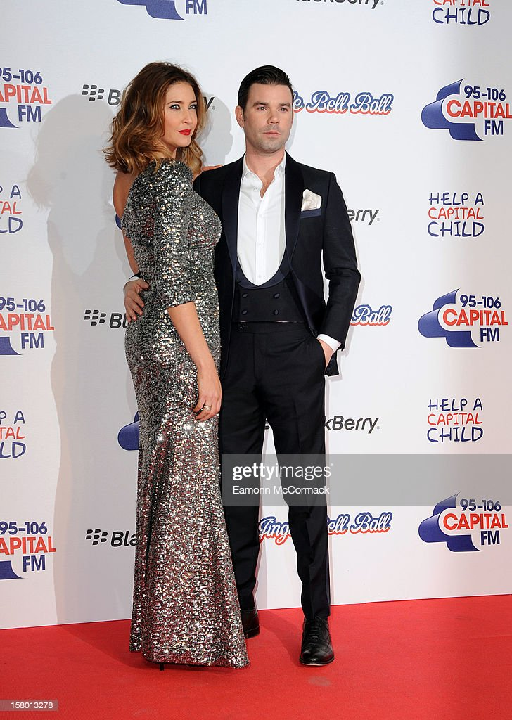 <a gi-track='captionPersonalityLinkClicked' href=/galleries/search?phrase=Lisa+Snowdon&family=editorial&specificpeople=204613 ng-click='$event.stopPropagation()'>Lisa Snowdon</a> and <a gi-track='captionPersonalityLinkClicked' href=/galleries/search?phrase=Dave+Berry+-+Television+Presenter&family=editorial&specificpeople=15087411 ng-click='$event.stopPropagation()'>Dave Berry</a> attend the Capital FM Jingle Bell Ball at 02 Arena on December 8, 2012 in London, England.