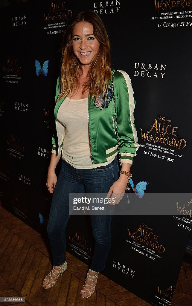 <a gi-track='captionPersonalityLinkClicked' href=/galleries/search?phrase=Lisa+Snowdon&family=editorial&specificpeople=204613 ng-click='$event.stopPropagation()'>Lisa Snowdon</a> attends Urban Decay VIP dinner #UDinWonderland at Sketch on April 28, 2016 in London, England.