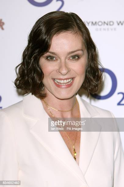 Lisa Stansfield at the O2 Silver Clef Awards held in the Hilton Hotel central London