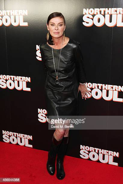 Lisa Stansfield attends a Gala Screening of 'Northern Soul' at the Curzon Soho on October 2 2014 in London England