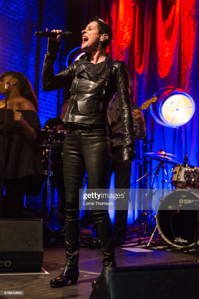 Lisa Stansfield Performs At The Village Underground