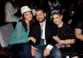 Lisa Stelly Jack Osbourne and Kelly Osbourne pose at the 10th annual MusiCares MAP Fund Benefit Concert to raise funds for MusiCares' addiction...