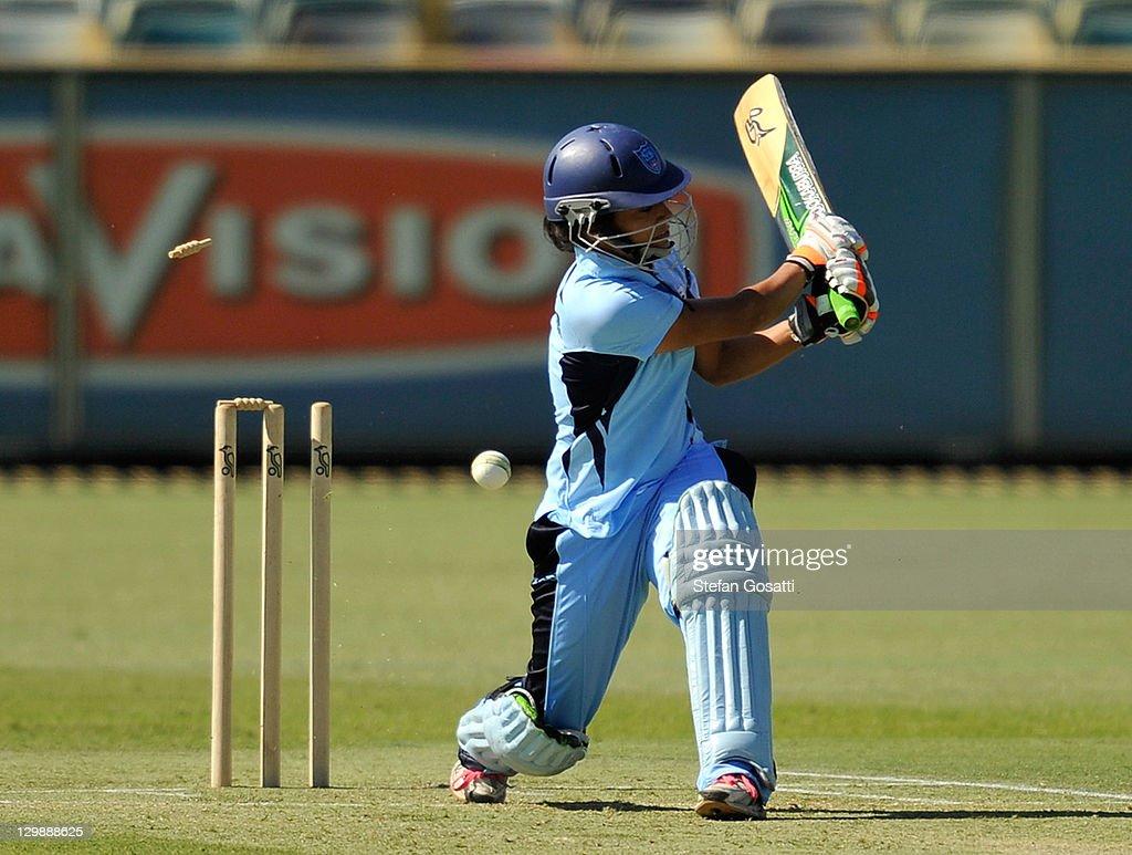 Women's T20 - Fury v Breakers