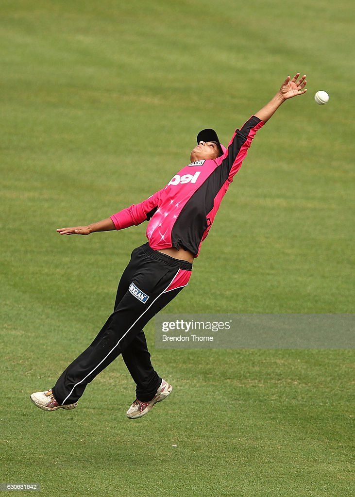 WBBL - Sixers v Hurricanes