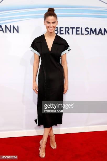 Lisa Tomaschewsky attends the 'Bertelsmann Summer Party' at Bertelsmann Repraesentanz on June 22 2017 in Berlin Germany