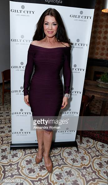 Lisa Vanderpump attends Gilt City Los Angeles celebrates 'The Real Housewives of Beverly Hills' star Brandi Glanville and her soontobepublished book...