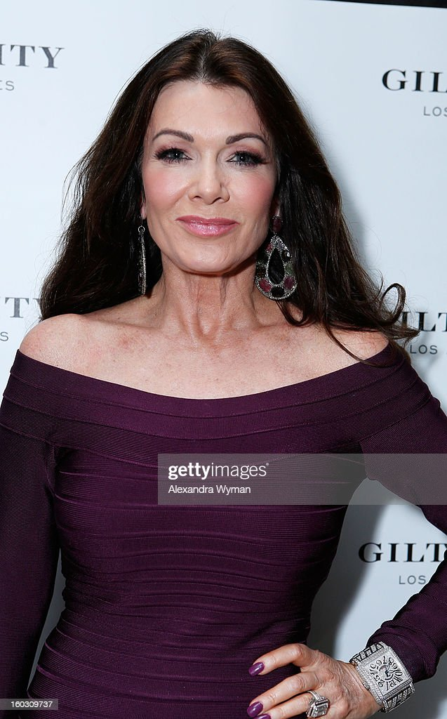 <a gi-track='captionPersonalityLinkClicked' href=/galleries/search?phrase=Lisa+Vanderpump&family=editorial&specificpeople=6834933 ng-click='$event.stopPropagation()'>Lisa Vanderpump</a> attends Gilt City Los Angeles (giltcity.com) celebrates 'The Real Housewives of Beverly Hills' star Brandi Glanville and her soon-to-be-published book 'Drinking & Tweeting and other Brandi Blunders' with a special members-only, sneak-peek book party at Palihouse in West Hollywood on Monday 28 January 2013