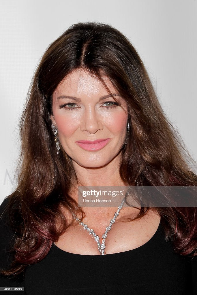 Lisa vanderpump attends the 1st lovecampaign party at pump on august
