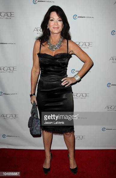 Lisa Vanderpump attends the Autumn Party benefiting Children's Institute at The London Hotel on September 29 2010 in West Hollywood California
